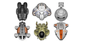 Скачать Baby Spaceships