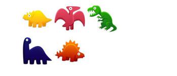 Скачать Dinosaurs Toys