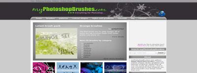 Посетить My Photoshop Brushes