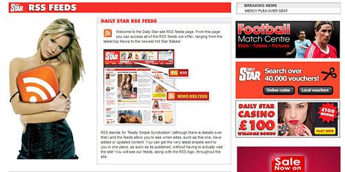 Перейти на Daily Star