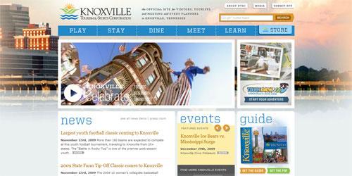 Перейти на Knoxville