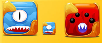 Скачать Block Creatures Icons
