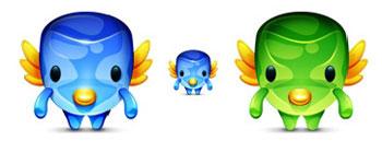 Скачать Fly Creatures Icons