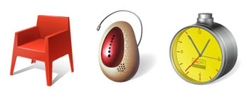 Скачать Philippe Starck Icons
