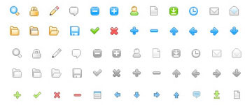 Скачать Free web development icons