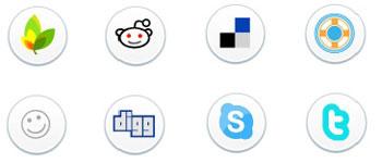 Скачать Web Social Icons