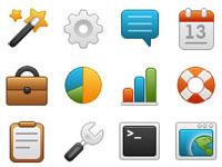 Скачать 30 наборов веб иконок из разряда тех, которые всегда надо иметь под рукой