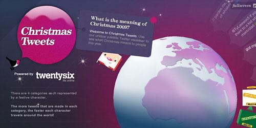 Перейти на Christmas Tweets
