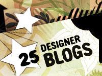 25 самых авторитетных дизайнерских блогов