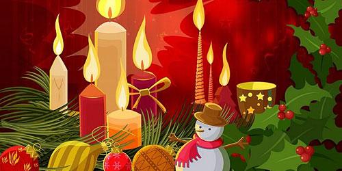 Перейти на Рождественский постер