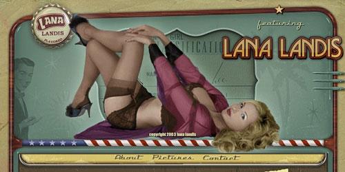 Перейти на Lana Landis