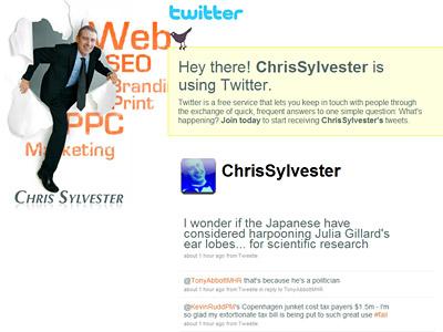 Перейти на Chrissylvester