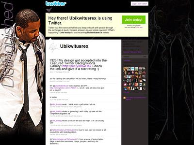 Перейти на Ubikwitusrex