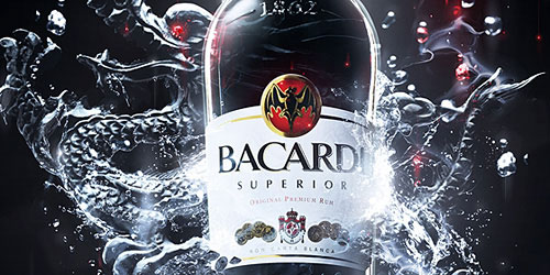 Bacardi Shoot _amp Fly