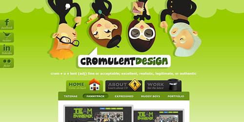 Перейти на Cromulentdesign