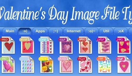 Скачать Valentines Image Files Release