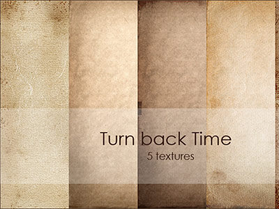 Скачать Turn back time texture pack