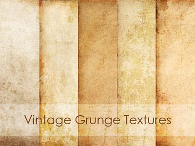 Скачать Vintage grunge textures