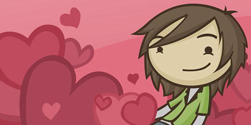 Перейти на Happy Valentines Day