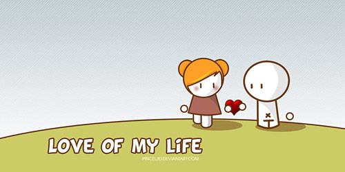 Перейти на Love of My Life