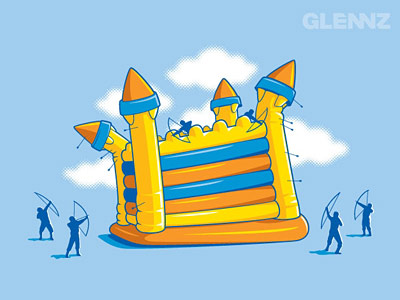 Deflating Defenses