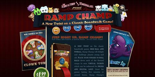 Перейти на Rampchamp