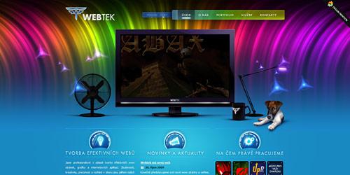 Перейти на Webtek
