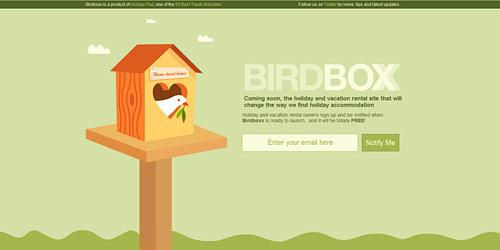 Перейти на Birdboxx