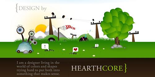 Перейти на Hearthcore