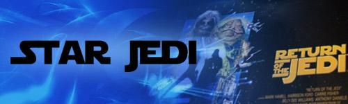 Скачать Star Jedi Logo MonoLine