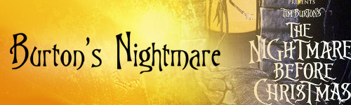 Скачать Burton's Nightmare 2000