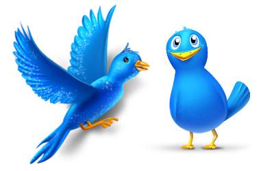 Скачать Tweet My Web Icons by Artdesigner (10 штук)