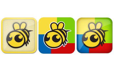 Скачать Google Buzz icon (3 штуки)