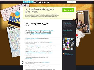 Перейти на New York City sk