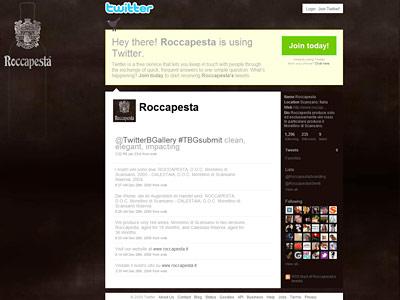 Перейти на Roccapesta