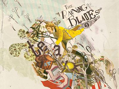 The Raining Blades / Tea at Five