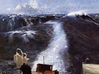 Мастер бравурных портретов и жанровых пейзажей Джон Сингер Сарджент
