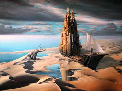 Мещеряков Павел. The send castle