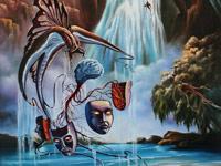 Сюрреалистичные картины в исполнении русских современных художников