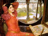Очаровательные и задумчивые девушки на картинах Джон Уильяма Уотерхауса