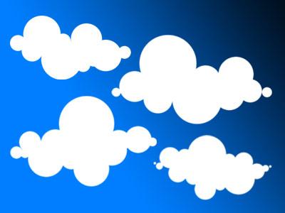 Скачать Cloud Brushes ver.1