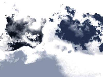 Скачать Cloud texture brushes