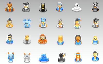 Скачать User Icons Part 1