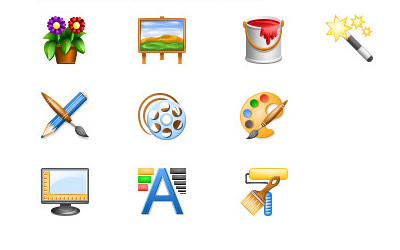 Скачать Perfect Design Icons