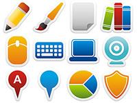Скачать бесплатно 265+ замечательных иконок разнообразной тематики за апрель