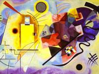 Энергичные линии и ожившие краски на картинах Василия Кандинского
