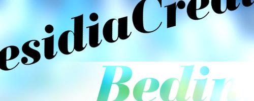 Bedini bold italic