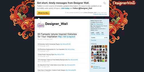 Перейти на @designer_wall