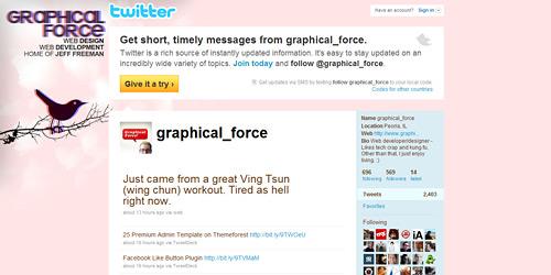Перейти на @graphical_force