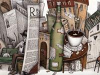 Самые популярные рисунки художников-профессионалов